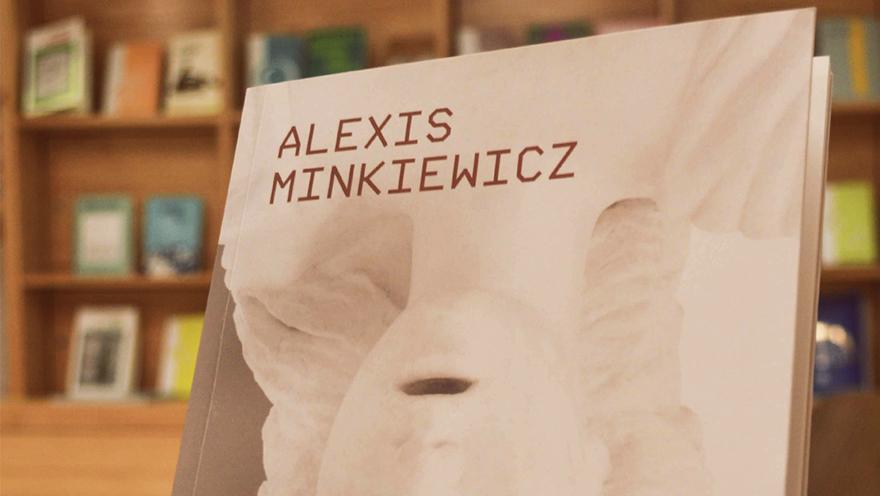 Foto del libro de Alexis Minkiewicz