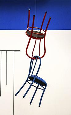 """Fotografía de la exhibición """"No me digas entiendo"""" de Alfredo Dufour"""