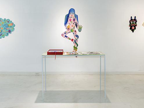 Imagen grande de exhibición de Ana Clara Soler en Museo Marco